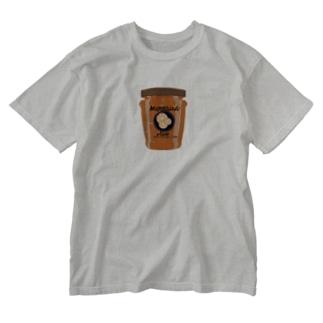 オレンジ・ジャム Washed T-shirts