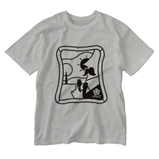 Bread Art Museum Washed T-shirts