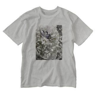 Lost'knotの遺族ヘノ餞 Washed T-shirts