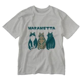 HARAHETTA Washed T-shirts