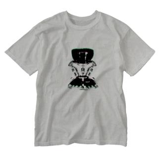 聖杯 Washed T-shirts