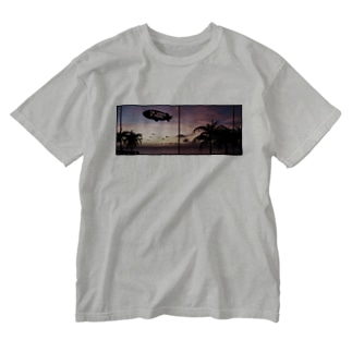 THE WORLD IS YOURS… Washed T-Shirt