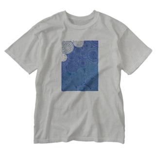 無題 Washed T-shirts
