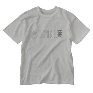 わたしのコールマイン Washed T-shirts