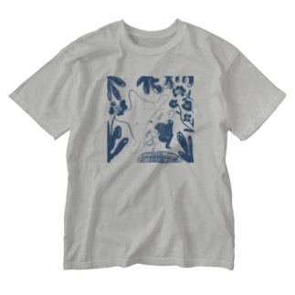 わかりたい Washed T-shirts