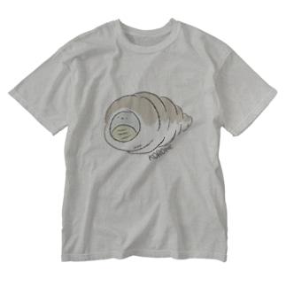 コロネなきょうりゅうさん Washed T-shirts