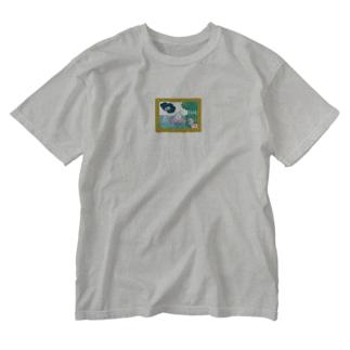 ぷりヴィーナチュ誕生 Washed T-shirts