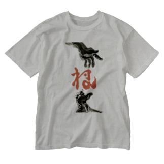 踊る手踊る足 Washed T-shirts