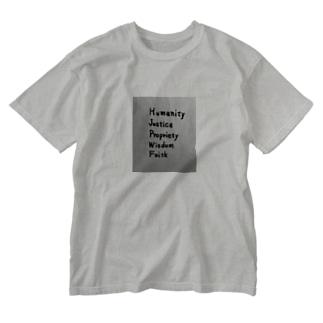 PWL gojyo- Washed T-shirts