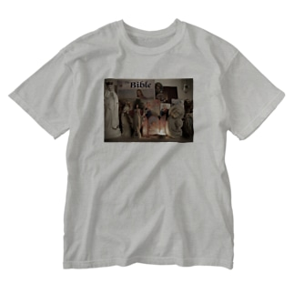 The Bible Washed T-shirts