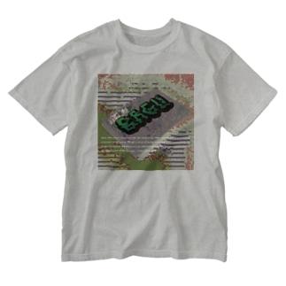BAGU_graphic Washed T-shirts