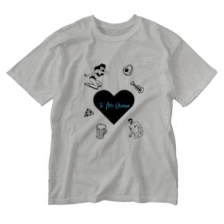 Te Amo OkinawaのTe Amo Okinawa〜夏〜 Washed T-shirts