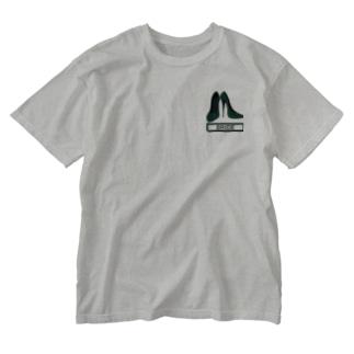 ペア(BRIDE)ヒール_グリーン Washed T-Shirt
