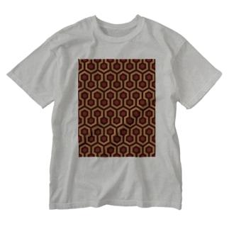 シャイニング Washed T-shirts