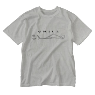 Chill Washed T-shirts