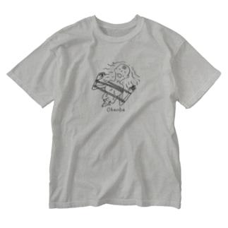 正式名:1/2の女性死体 Washed T-shirts