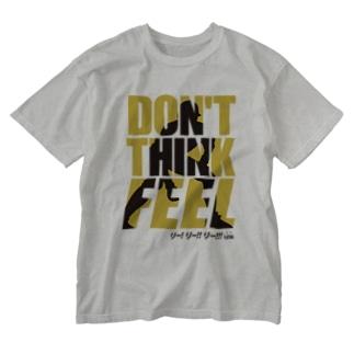 「リー! リー!! リー!!!」 Washed T-shirts