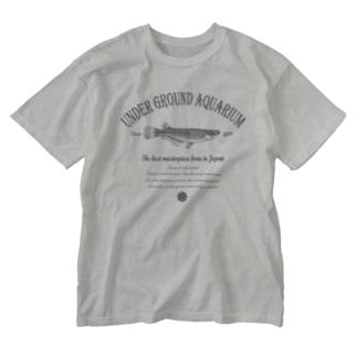 Japanese treasure Washed T-shirts