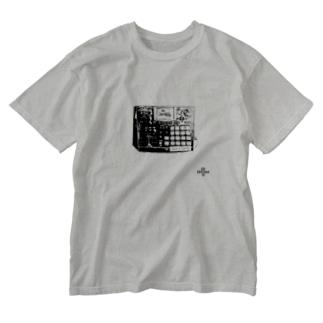 サンプラーthe穂北くん Washed T-shirts
