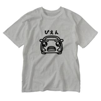 こぴぇん 400R Washed T-shirts