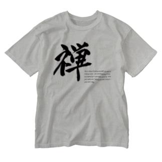 ZEN Washed T-shirts