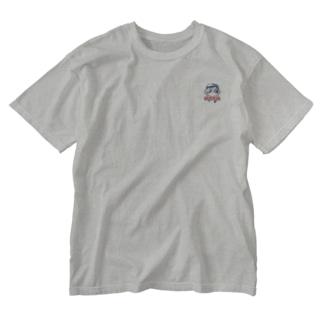 SHUBA! OTTO Washed T-shirts