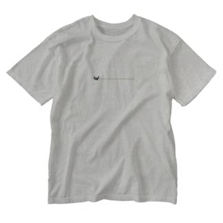 漂流Tシャツ Washed T-shirts