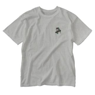 Inuhariko Skate T-shirts Washed T-shirts