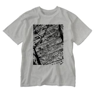 Tokyo Tower KOUSHI Washed T-shirts
