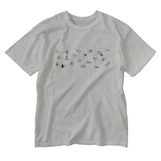 大宴会 Washed T-Shirt