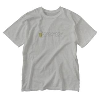 DOBOCHOON!beer Washed T-shirts