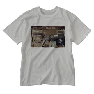 コックピット Washed T-shirts