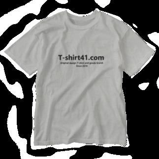 T-shirt41.comのT-shirt41.com Washed T-shirts