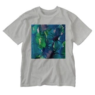 blue_psychic_darling Washed T-shirts
