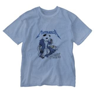 MATAAOUZE! Washed T-shirts