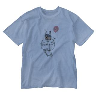 スバッコ  Washed T-shirts