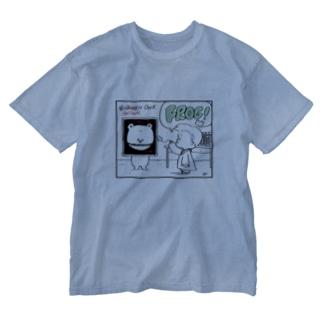 (わーくわくシリーズ)おしごとシリーズ お医者さん Washed T-shirts