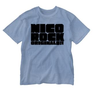 NICOROCK ORIGINALS 2569 Washed T-shirts