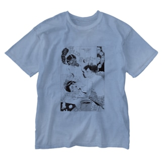 NegeroNight Washed T-shirts