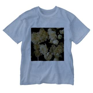 はな Washed T-shirts