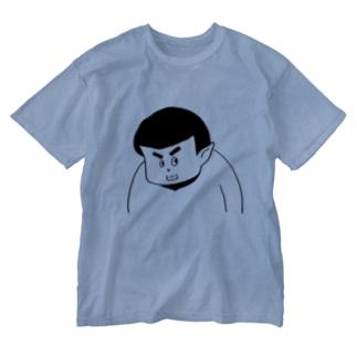 ごりくんのお友達 Washed T-shirts