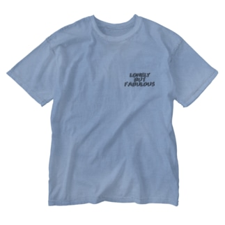 LONELY BUT FABULOUS vl2 Washed T-shirts