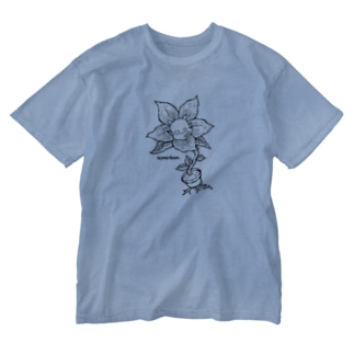 """""""in your heart.""""ウォッシュTシャツ Washed T-shirts"""