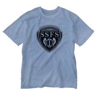 SS-FS Washed T-shirts
