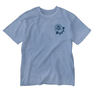 ごきげん委員会スタッフTシャツ Washed T-shirts