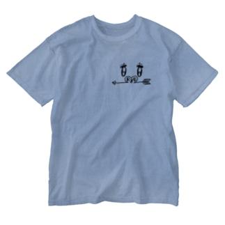 りゅうちゃん Washed T-shirts