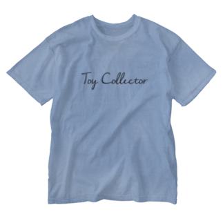 Candy Candyのtoy collector Washed T-shirts