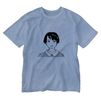平成っ子シリーズ Washed T-shirts