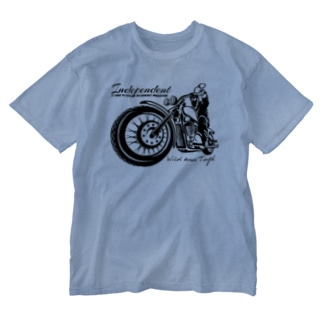 INDEPENDENT Washed T-shirts