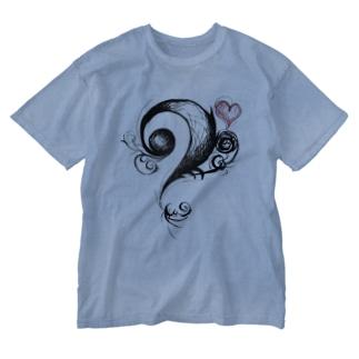 きりんアンサンブル Washed T-shirts